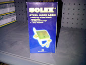 Steel Hook Lock