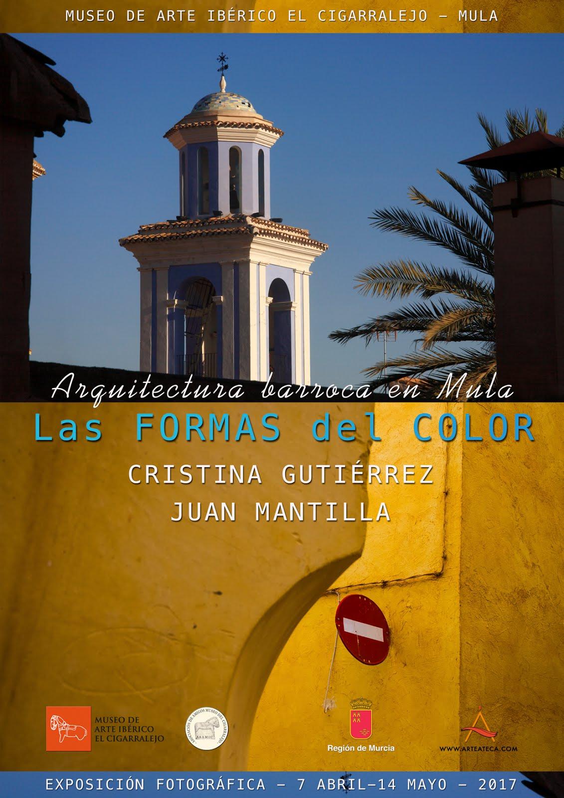 Exposicion fotografía de Juan Mantilla y Cristina Gutierrez
