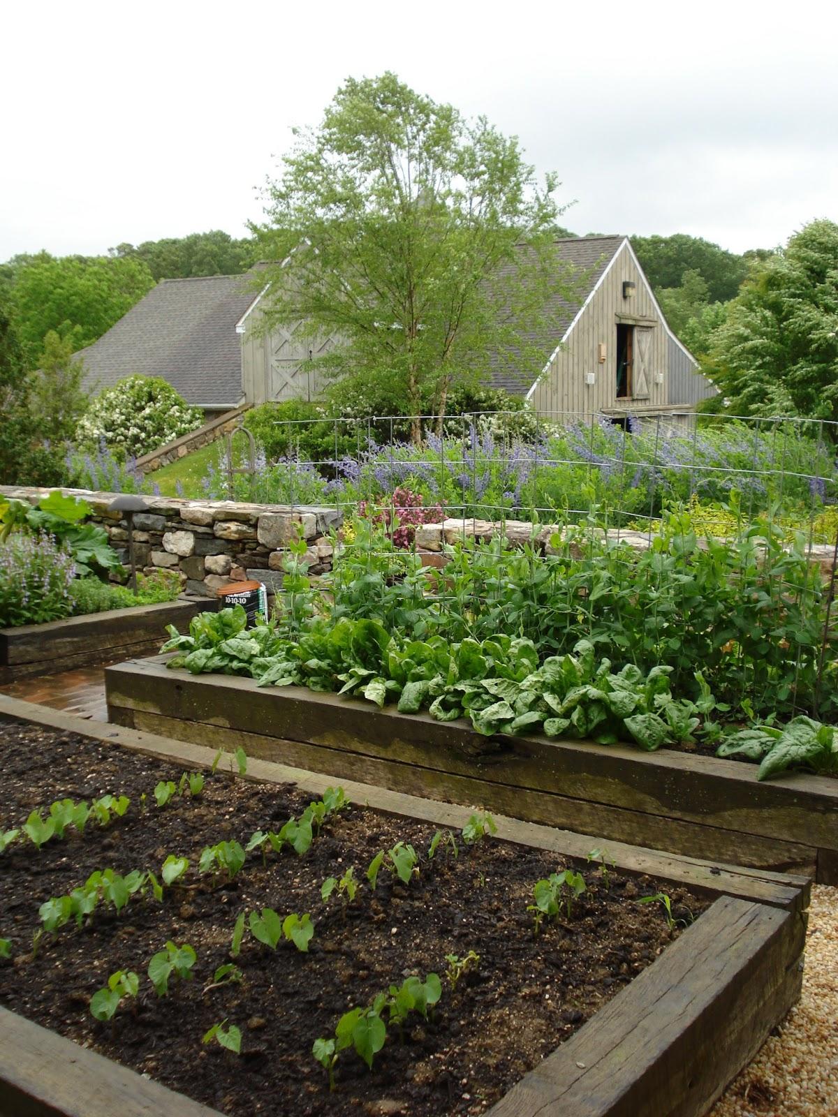 Kitchen Garden Farm Maffei Landscape Design Llc Highland Mede A Chester County Retreat