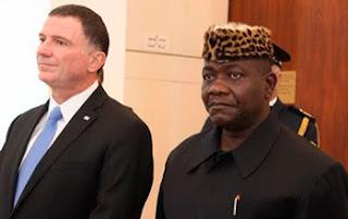 Libéria agradece Israel