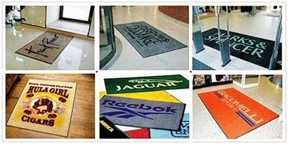 comprar tapetes personalizados em RJ