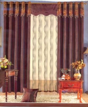 Desain Rumah Klasik Modern on Desain Interior Gorden Rumah Minimalis Modern Klasik  Terlengkap Dan