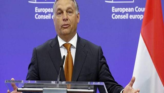 Βίκτορ Ομπάν, Πρωθυπουργός Ουγγαρίας: «Ολοι οι τρομοκράτες είναι κατά βάση μετανάστες»,