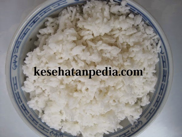 Kandungan Kalori Sepiring Nasi