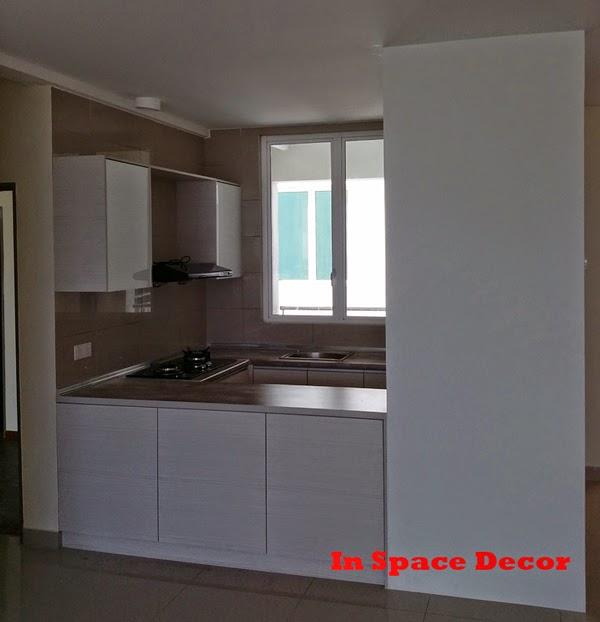 Kitchen Cabinet ZetaPark Danau Kota Kuala Lumpur