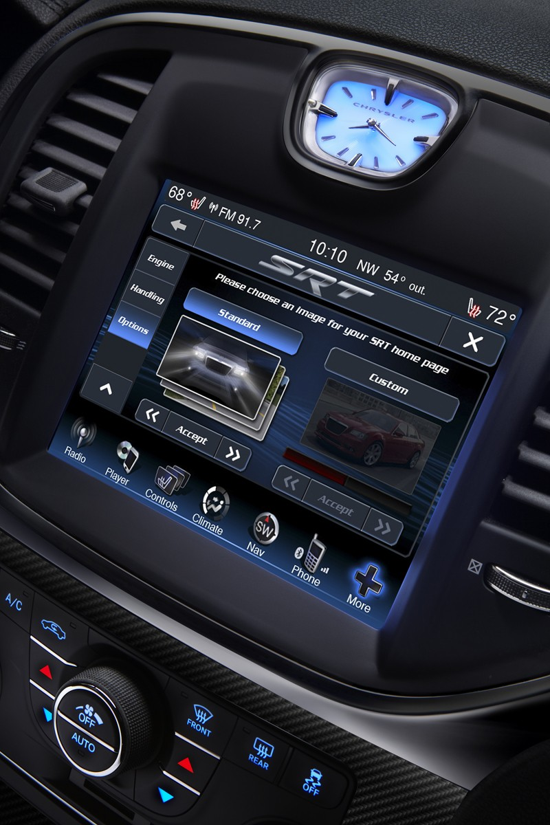 Youngmanblog 2012 Chrysler 300 Srt8