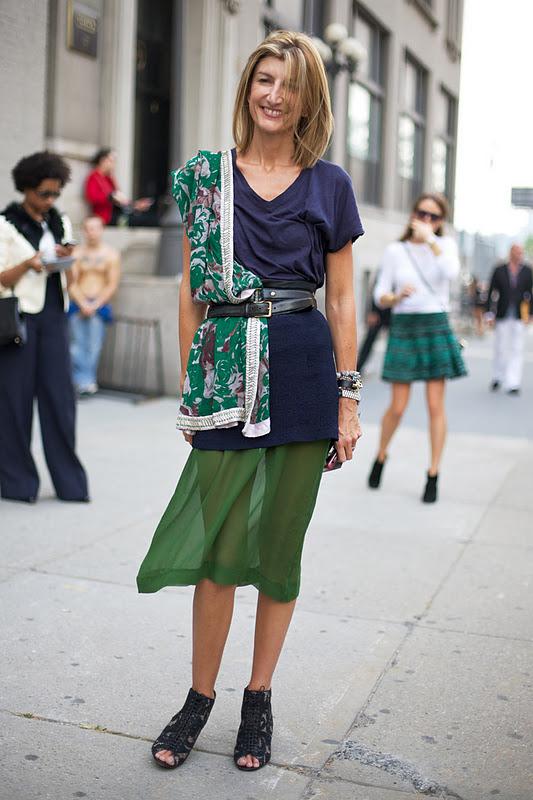 My Fashion Tricks Street Style Sarah Rutson Fashion Director Of Lane Crawford