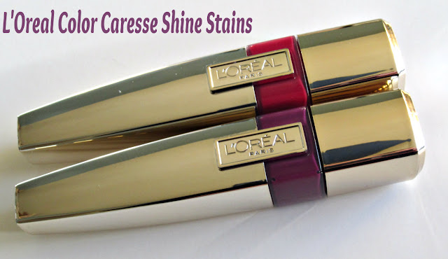 Oreal Color Caresse Wet Shine Stains