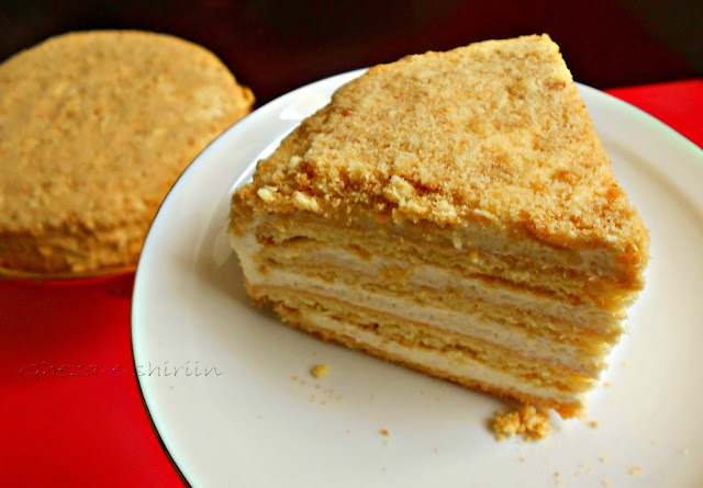 Images Of Cake With Name Honey : MEDOVNIK (in Check & Slovakian), translated as HONEYCAKE ...