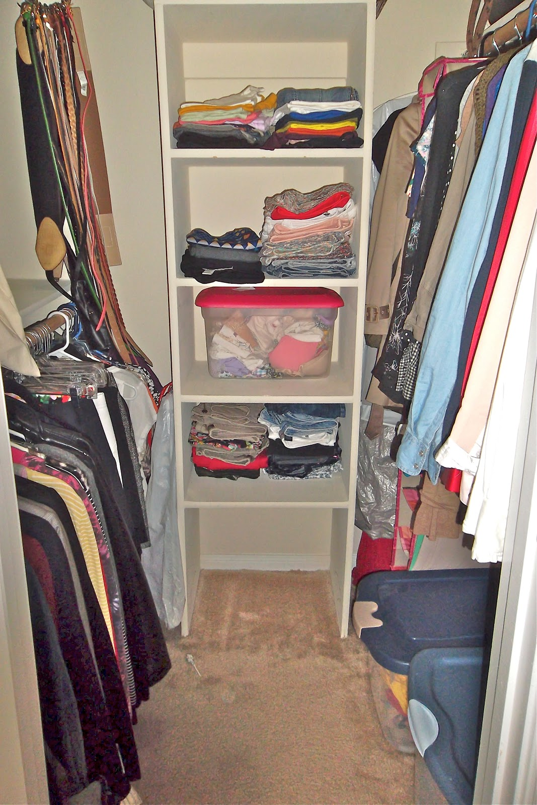 how to organize your closet sensible stylista. Black Bedroom Furniture Sets. Home Design Ideas