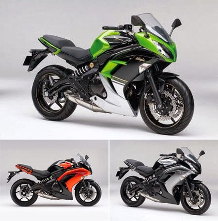 Ninja 400 cc