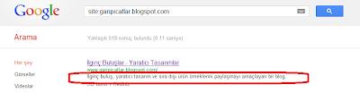 Blogger Seo - Blogger Meta Tag Seo