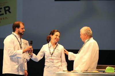 SERGI DE AMETSA HELENA Y JUAN MARI ARZAK. BLOG ESTEBAN CAPDEVILA