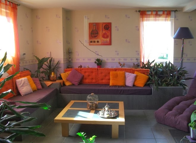 Bonito amanecer marruecos decoraci n de la casa marroqu for Plato de decoracion marroqui salon 2014