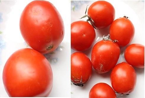 Cách phân biệt cà chua của Trung Quốc với cà chua của Việt Nam