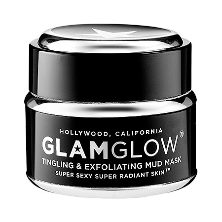 Glam Glow Tingling & Exfoliating Mud Mask Facial Masks Review