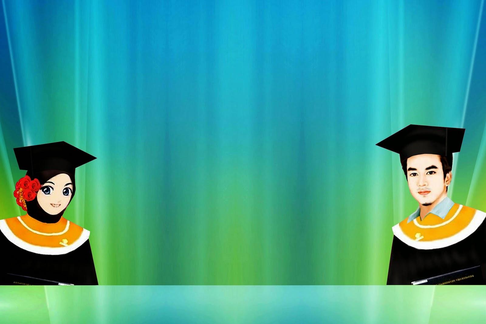 Design banner wisuda - Haflah Akhirussanah Dan Wisuda Santri 2