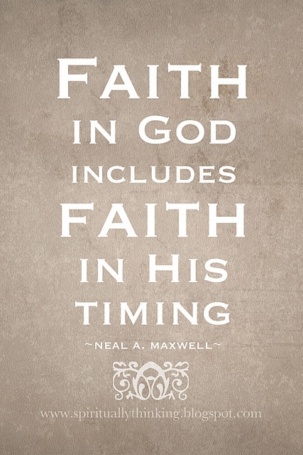 Saturday  April 14  2012Quotes About Believing In God And Having Faith
