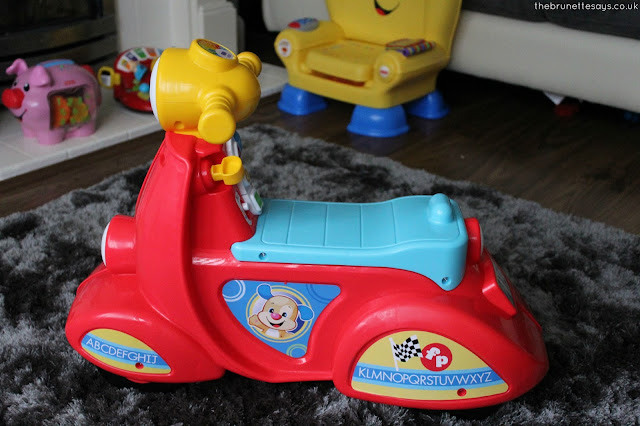Fisher Price, Smart Stages, Baby Ride On, Scooter, baby toys