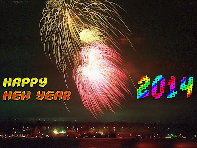 Happy New Year 2014 Wallpapers Photo Cards for Mates