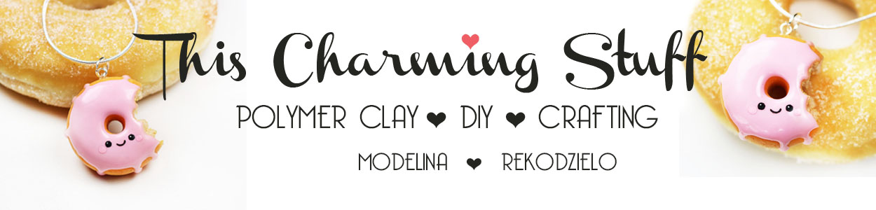 This Charming Stuff -polymer clay tutorials,polymer clay,miniature food,DIY,crafting,modelina
