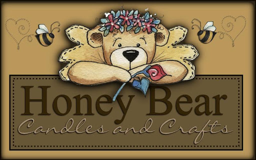 Honey Bear Candles and Crafts