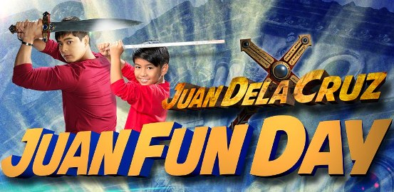 Juan Dela Cruz 'Juan Fun Day' at Aliw Theater this Sunday (May 19)