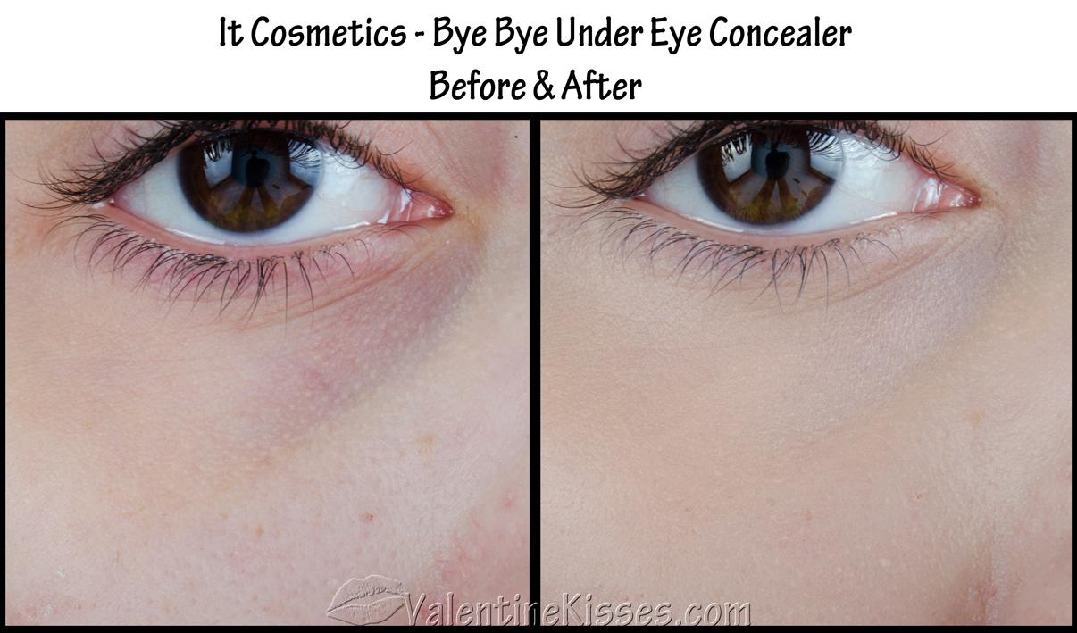 Valentine Kisses: It Cosmetics Bye Bye Under Eye Concealer in ...