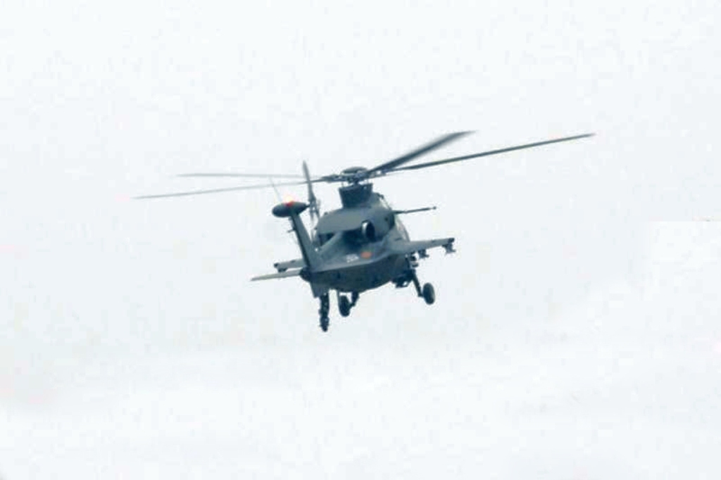 Chinese Z-10 Gunship Helicopter   Chinese Military Review