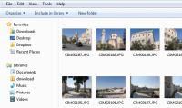 Migliore vista di anteprime di file in Windows