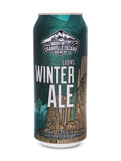 Lions Winter Ale Can