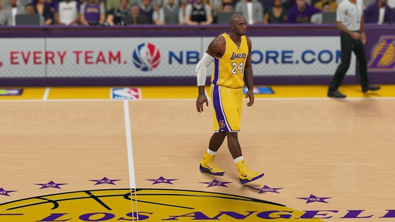 NBA 2K15 Roster Update April 16, 2015