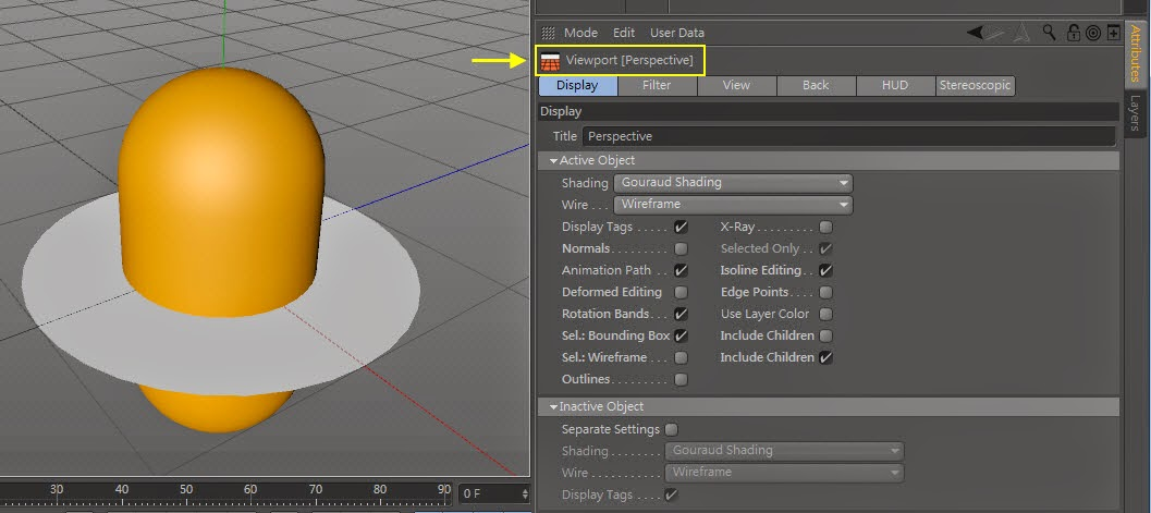 Useful Cinema 4D Shortcuts For Beginners 07