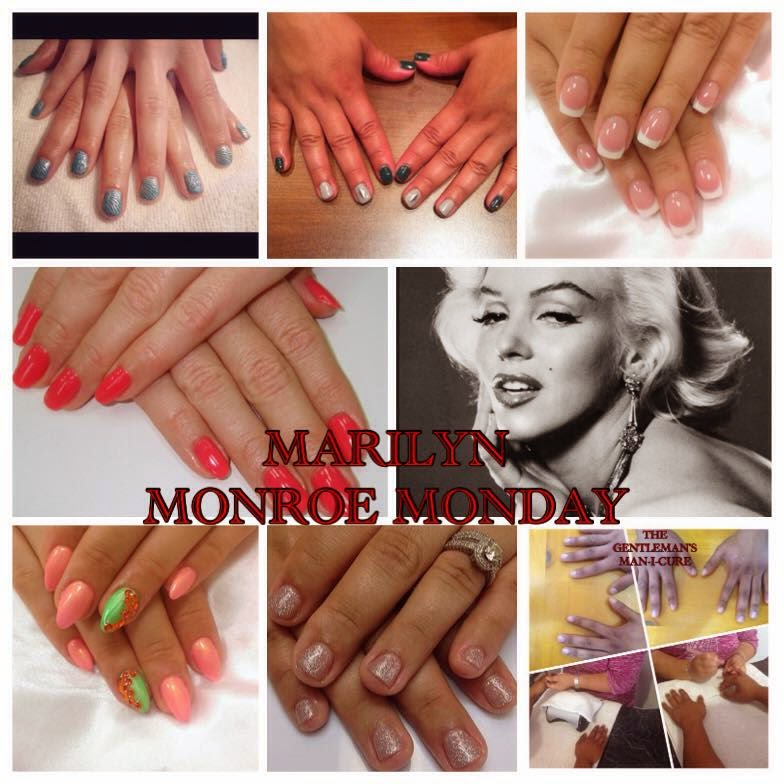 Acrylics LED Shellac manicure polish  natural nails