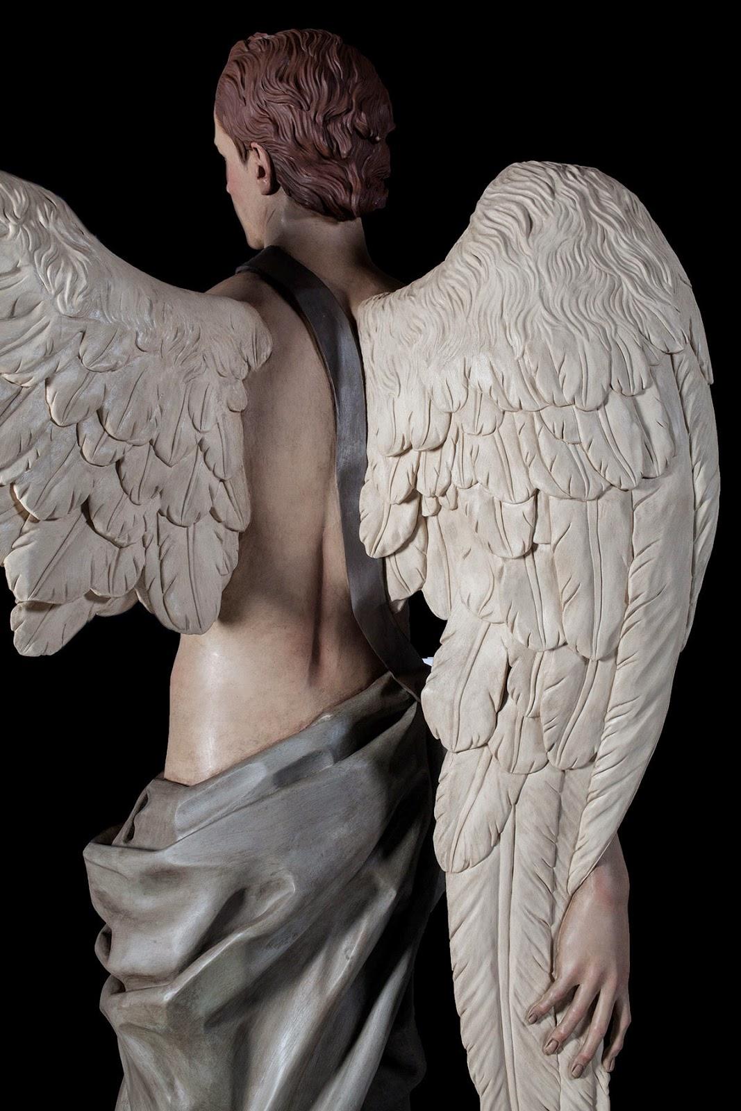 Ángel Semana Santa Tobarra escultura 10