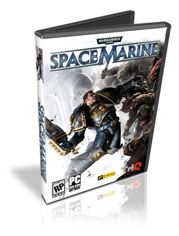 Download Warhammer 40.000: Space Marine PC Completo + Crack 2011