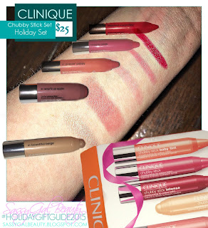 Clinique | Chubby Stick Set