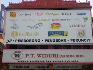 Nu-Prep 100 US patent untuk semua rangkaian herba Malaysia dari PT Widuri (M) Sdn Bhd