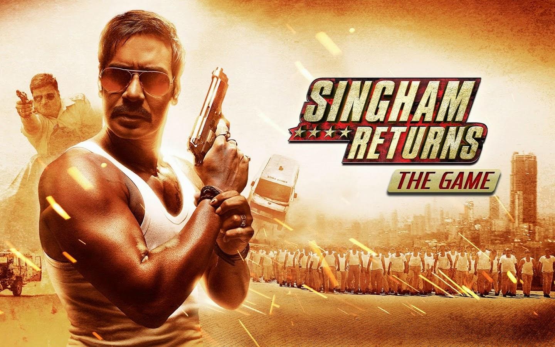 Singham Returns The Game v1.0.17 Full Apk