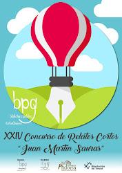 """XXIV Concurso de Relatos Cortos """"Juan Martín Sauras"""""""