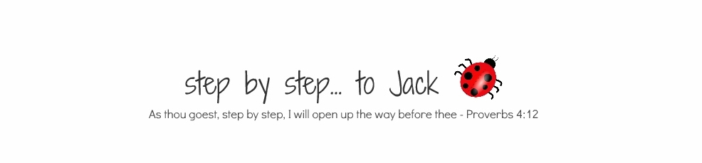 step by step... to Jack