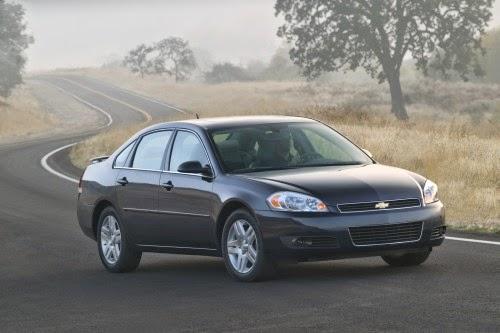 Chevrolet Impala carro popular