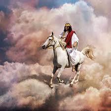 Jesus Rides a White Horse