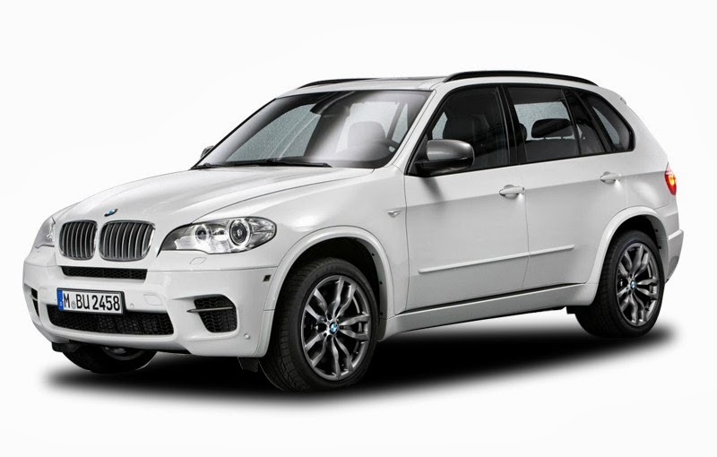 BMW X5 M50d Photos Review