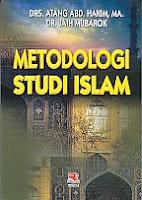 toko buku rahma: buku metodologi studi islam, pengarang drs. atang abd. hakim, m.a, penerbit rosda