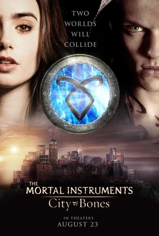 The Mortal Instruments: City of Bones (Cazadores de Sombras: Ciudad de Hueso) 2013