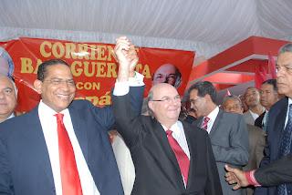 Héctor Rodríguez Pimentel pasa a apoyar formalmente a Hipólito