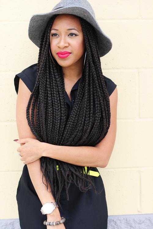 Connu BLACKBEAUTYBAG - blog beauté, blog beauté noire: LES TRESSES: UN  NV47