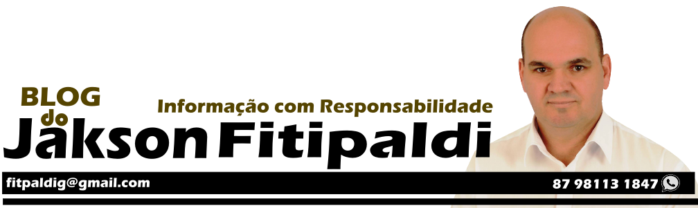BLOG DO JAKSON FITIPALDI