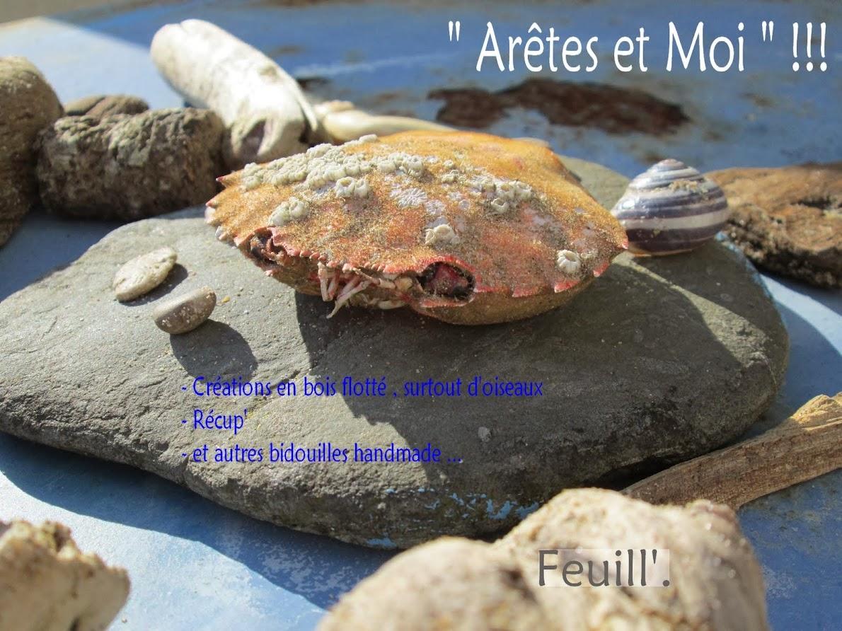 Arêtes et Moi !!!